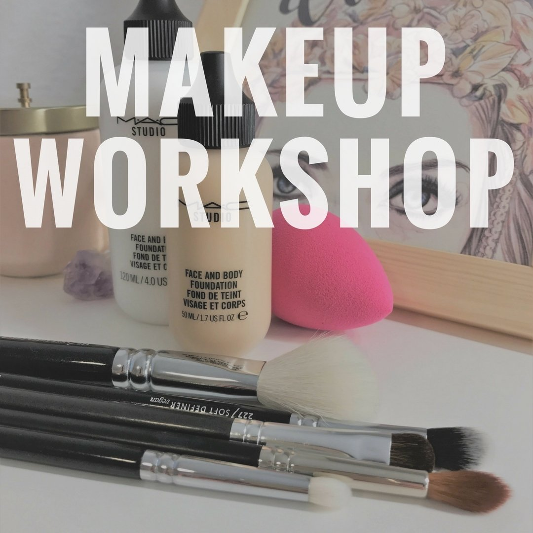 "MAKEUP WORKSHOP ""Natural Daily"""
