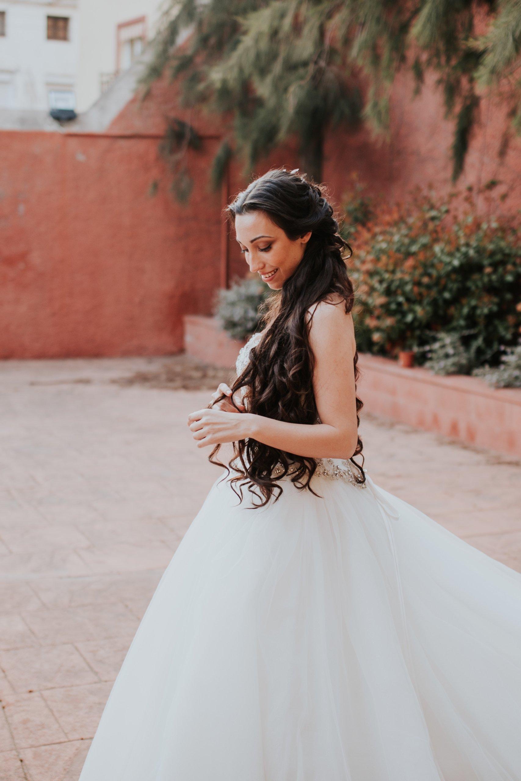 maquillaje y peinado de novia vanesa alvarez makeup robert marcillas
