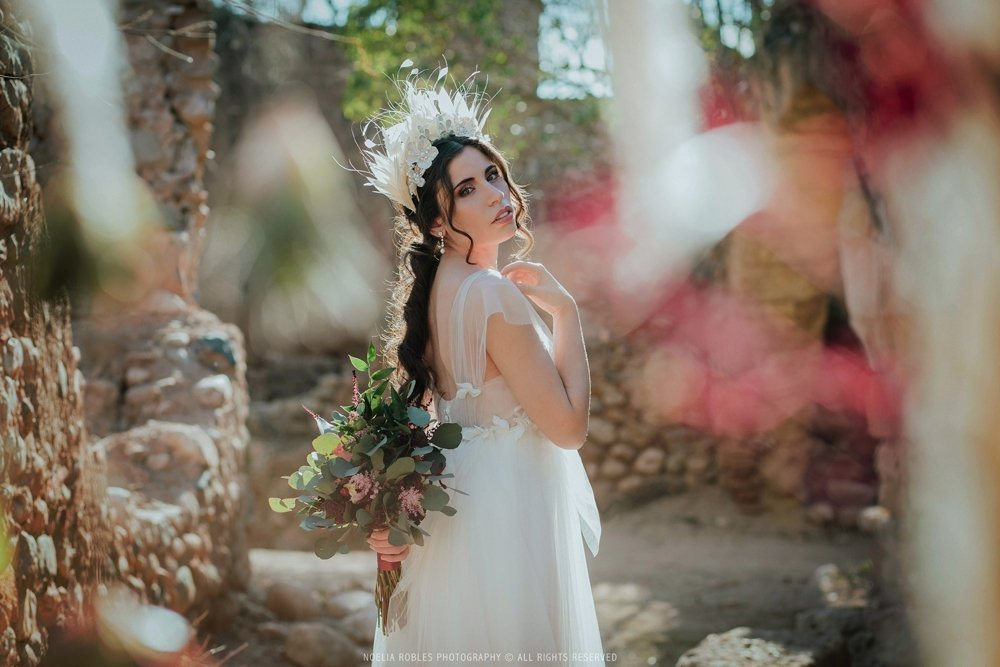 Maquillaje de novia natural Vanesa Alvarez Tarragona