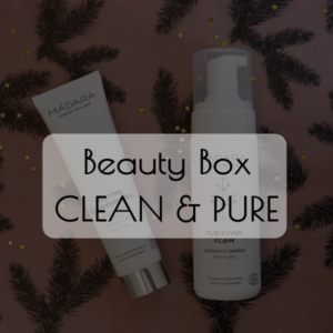 "Beauty Box ""CLEAN & PURE"""