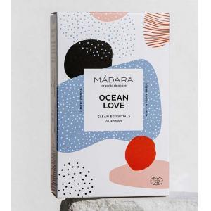 Ocean Love Set Esencial De Belleza Limpia Mádara